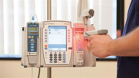 smart pumps  intelligent infusion systems