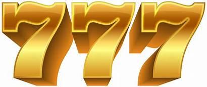 Jackpot Seven Clip Three Clipart Clipartpng 2673