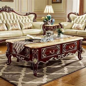 Aliexpress, Com, Buy, Antique, Solid, Wood, Sofa, Center, Table, For, Luxury, European, Style, Furniture