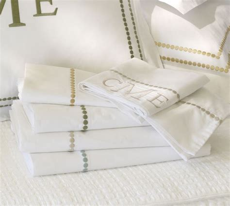 pottery barn pillow cases pearl embroidered pillow cases traditional pillowcases