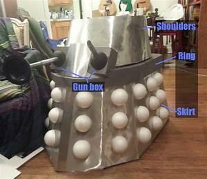 Build Your Own Dalek Stroller