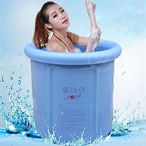 buy plastic tubs happy portable plastic bathtub blue buy in