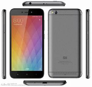 Xiaomi Redmi 5a Render Leaks  Take A Look At Its Price