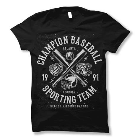 baseball t shirt designs chion baseball t shirt design buy t shirt designs