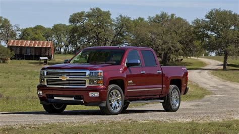 Chevy Silverado High Country Images