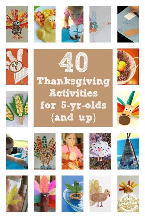 thanksgiving activities   year olds   released  kids activities blog