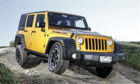 Jeep Wrangler Rubicon X On Sale In Australia From ,000