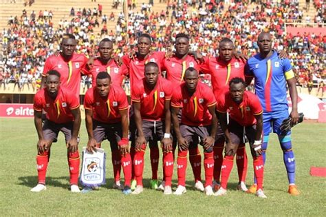 Profile Of Uganda National Football Team