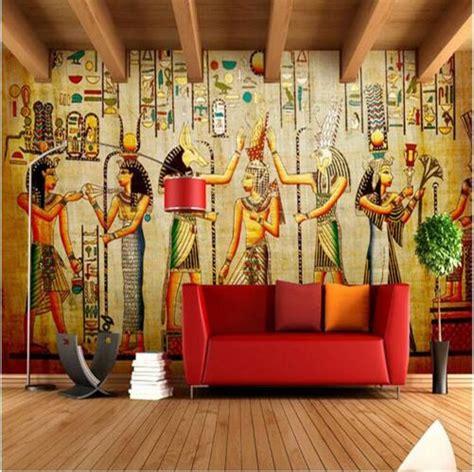 egypt wallpaper large photo murals retro european people