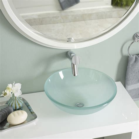 Bathroom Sink Materials Pros And Cons by Bathroom Sinks Ideas Peenmedia