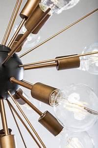 retro sputnik ceiling light and floor light retro to go With floor lamp not on the high street