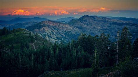 landscape, Nature, Forest, Plateau Wallpapers HD / Desktop ...