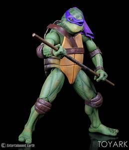 NECA Teenage Mutant Ninja Turtles Donatello 1/4 Scale ...