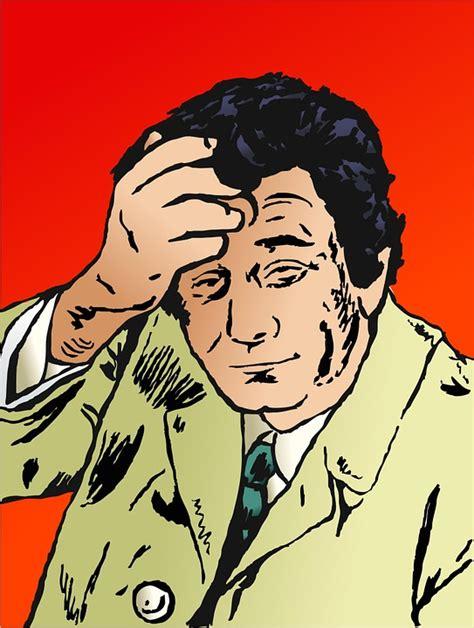 foto de Columbo Detective Man · Free image on Pixabay