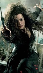 Timbo's Creations: Bellatrix Wand