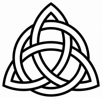 Charmed Triquetra Svg Magical Wikipedia Beings Circle