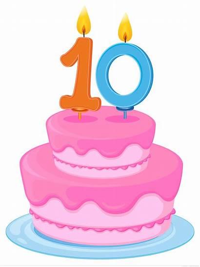 Cake Clipart Vector Birthday Cakes Cliparts Clip