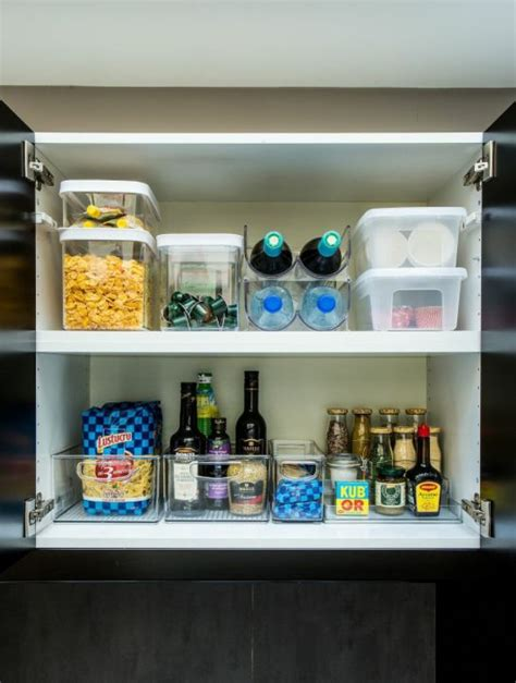 étagère placard cuisine ranger rangement cuisine