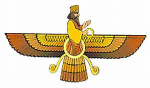 The faravahar is one of many vital symbols in the ...