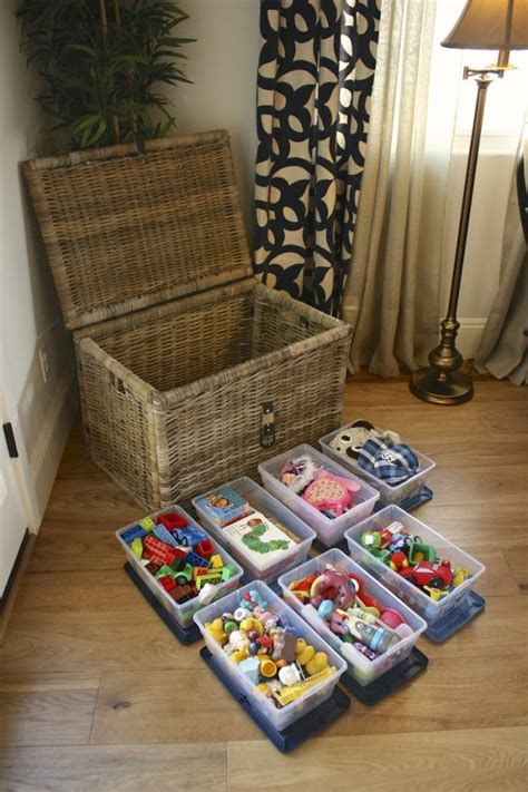 Spielzeug Aufbewahrung Wohnzimmer by Aufbewahrung Spielzeug Wohnzimmer Box Spielsachen Korb