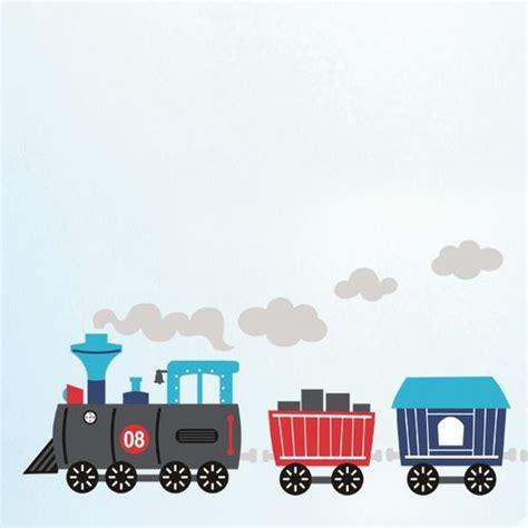 Kinderzimmer Gestalten Eisenbahn by Wandaufkleber Zug Oli Niki