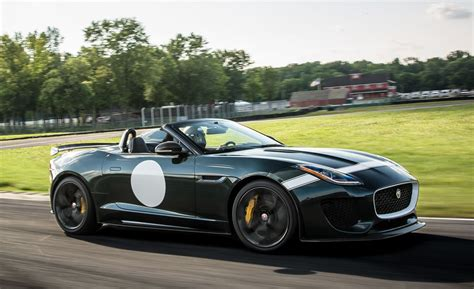 Jaguar F-type Project 7 First Drive