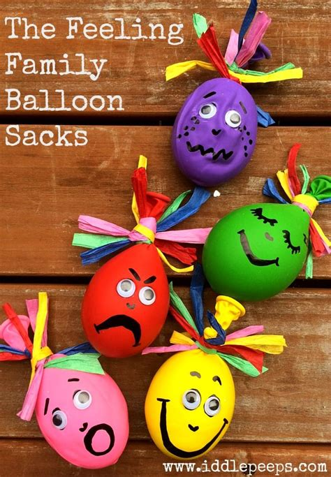best 25 balloon crafts preschool ideas on 783 | 75a1020531d892e693decb1ded84e30b kid activities feelings kids activities