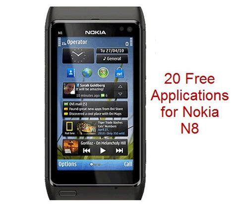 nokia n8 20 free symbian applications mobile news mobile applications for android ios