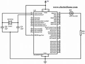 Led Schematic Schematic
