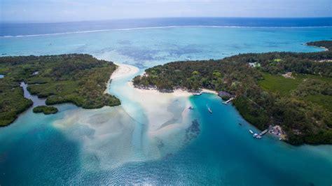 Ile Aux Cerfs Mauritius Dronestagram