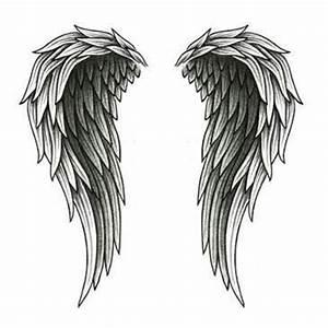 Tatuajes de alas en la espalda y su significado ...