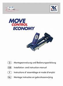 Montageanweisung Und Bedienungsanleitung Installation