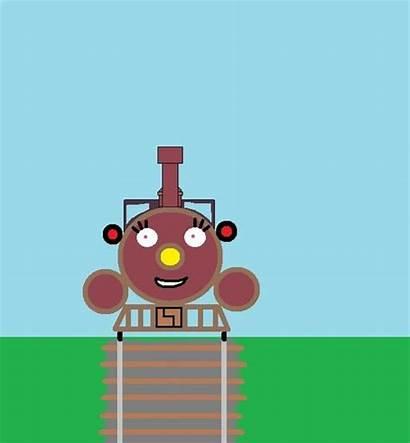 Engine Thomas Tank Trainz Fanpop Rachael