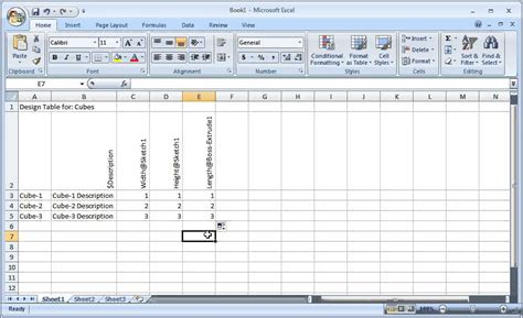 importing excel files  solidworks youtube
