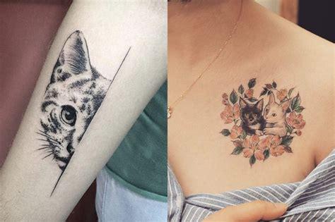 downright awesome tattoo ideas  cat lovers cuteness