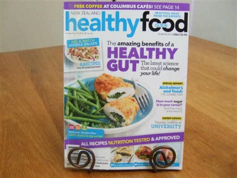 guide cuisine magazine getting to your gut all nourishing