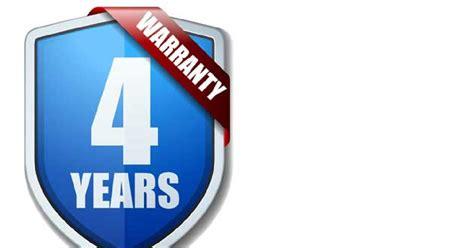 shibaura machine  year limited warranty