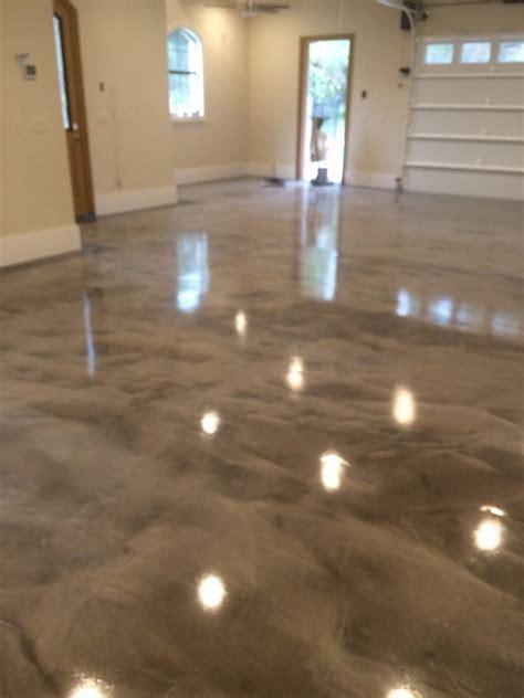 kitchen countertops concrete a 3d epoxy metallic floor by floor epoxy