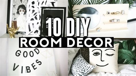 10 diy room decor ideas for 2017 tumblr inspired