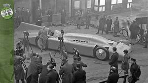 A Brief History Of Land Speed Record Cars
