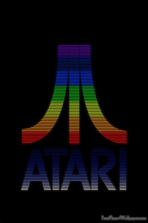 Atari Wallpaper Wallpapersafari