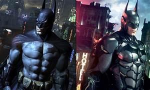 Batman: Arkham Knight Screens Show New Costume, Updated ...