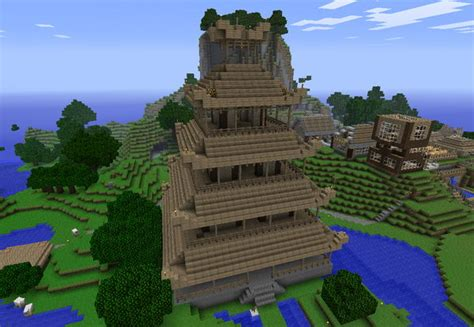 cool minecraft house designs