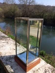 Vitrine Pour Petit Objet : tr s petite vitrine ancienne vitrines anciennes guy ~ Zukunftsfamilie.com Idées de Décoration