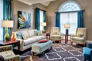 quatrefoil-rug-Living-Room-Transitional-with-blue-and