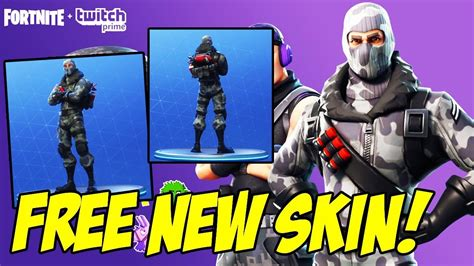 fortnite   skin amazontwitch prime skins havoc