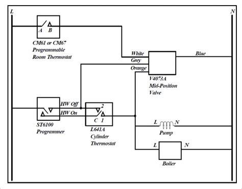 y plan wiring schematic diynot forums