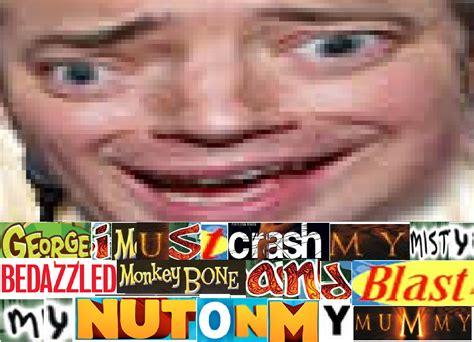 Brendan Fraser Memes - brendan fraser memes