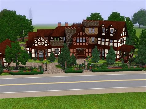 sims houses    modifications