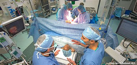 department anesthesiology